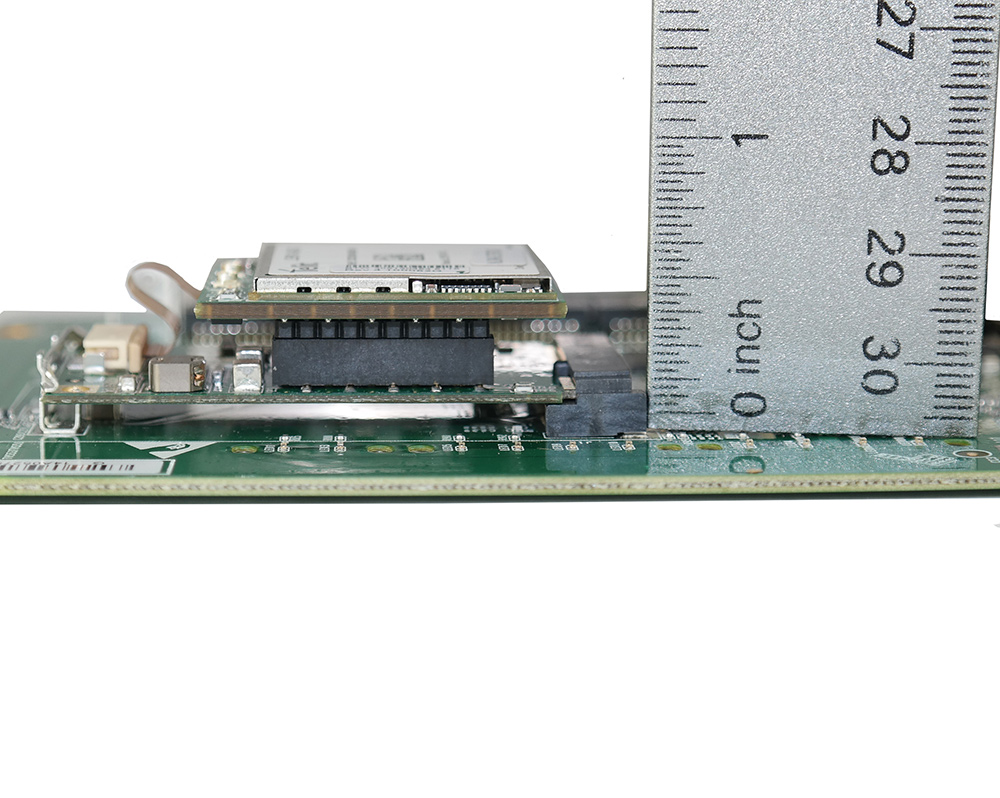Proxicast NimbeLink Full Size mPCIe Adapter for Skywire 4G LTE CAT 3  Embedded Modems - Featuring SIM Pass-Through