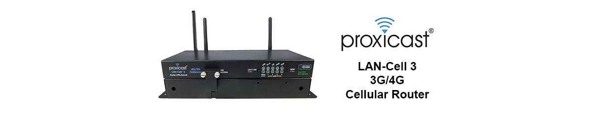 Proxicast LAN-Cell 3 3G/4G Router